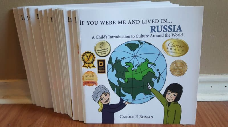 """Book Review - """"If You Were Me and Lived In"""""""