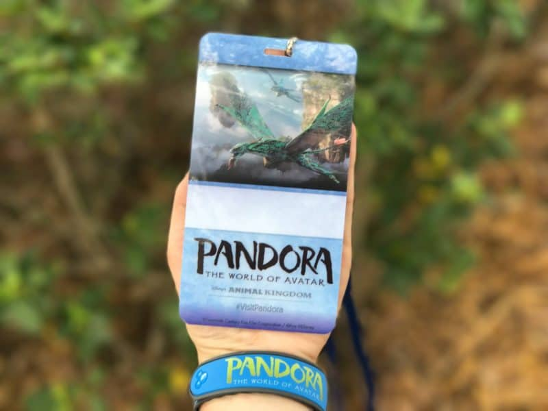 I was thrilled to be invited to explore the beautiful Pandora The World of Avatar