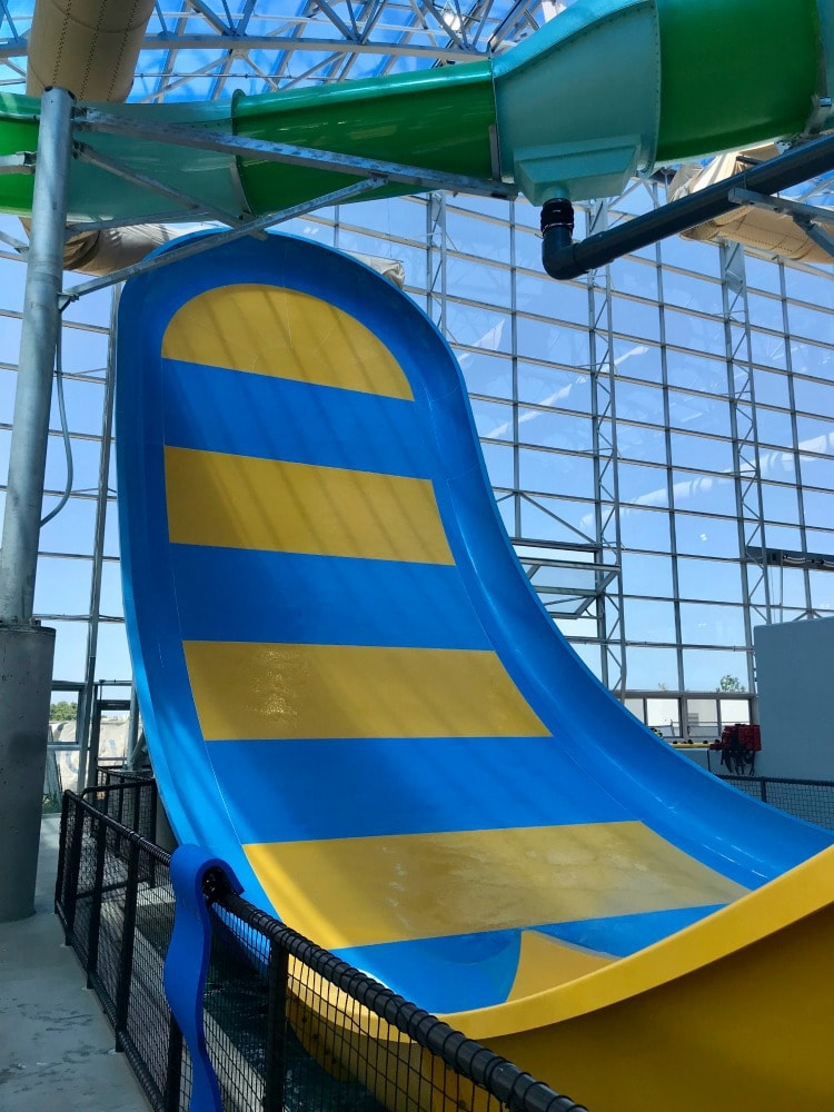 The slides and attractions at Epic Waters are AWESOME!