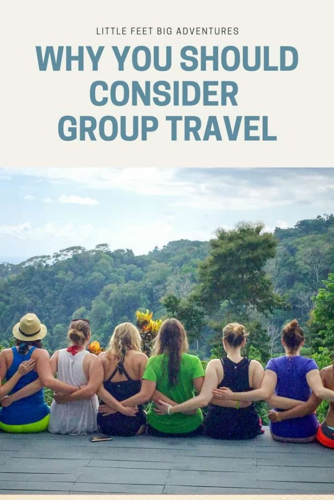 Group Travel can be a great way to enjoy traveling to great destinations with people just like you. Less planning and less stress.