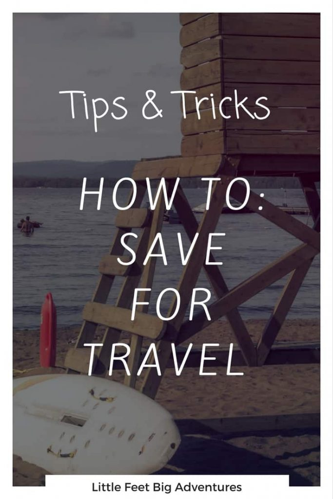 trips and tricks for saving money for your next travel adventure