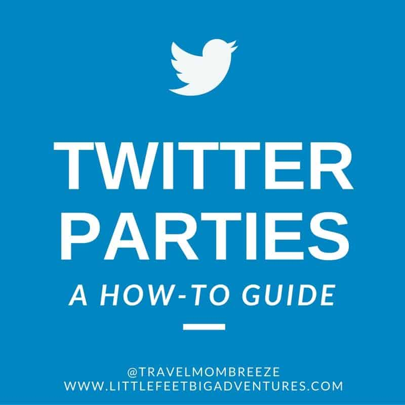 Twitter Parties A How-To Guide