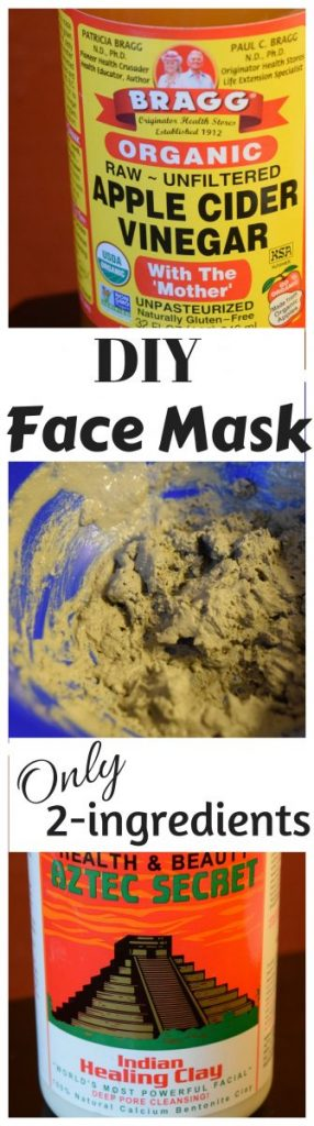 You will love this easy DIY face mask. This is a great DIY project to add to your beauty care routine.
