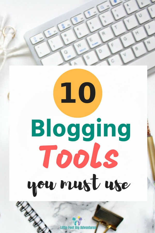 Blogging tools and blogging tips that will help you be a successful blogger. #blogging #blogger #tools #tips #writing