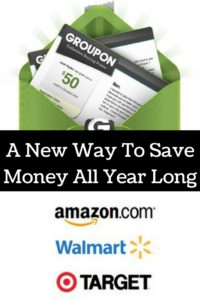 A new way to save money all year long with Groupon's new feature Groupon Coupons