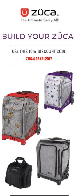 Zuca Travel Bags