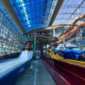 You'll love all the slides at epic waters, fun for all ages.