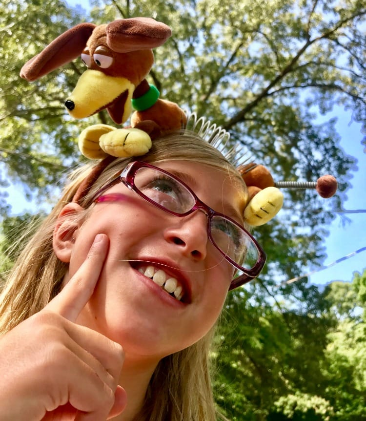 Get your very own pair of slinky dog ears at Toy Story Land.