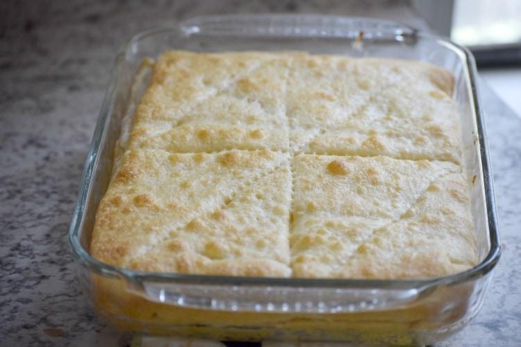Peanut Butter Cheesecake Sopapillas Dessert Recipe