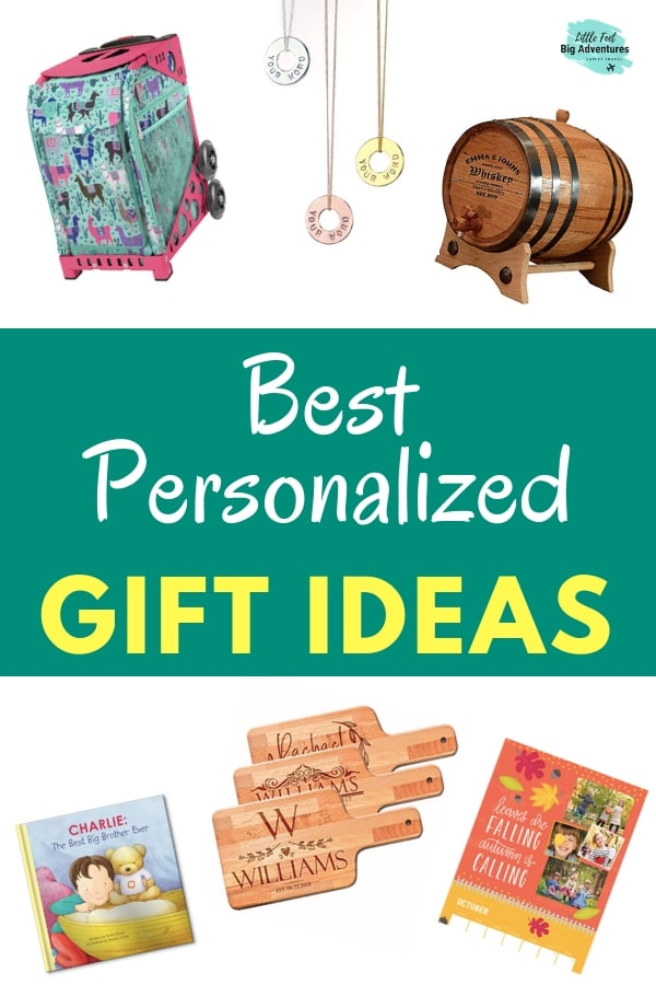 Best personalized gifts for kids, for men, for women and for friends. This list of gift ideas will help you pick the right gift for someone you love.