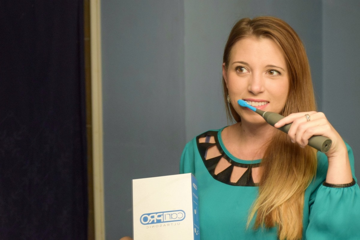 caripro electric toothbrush review