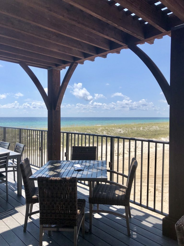 Where to eat in Navarre Beach Florida Beach House Bar and Grille