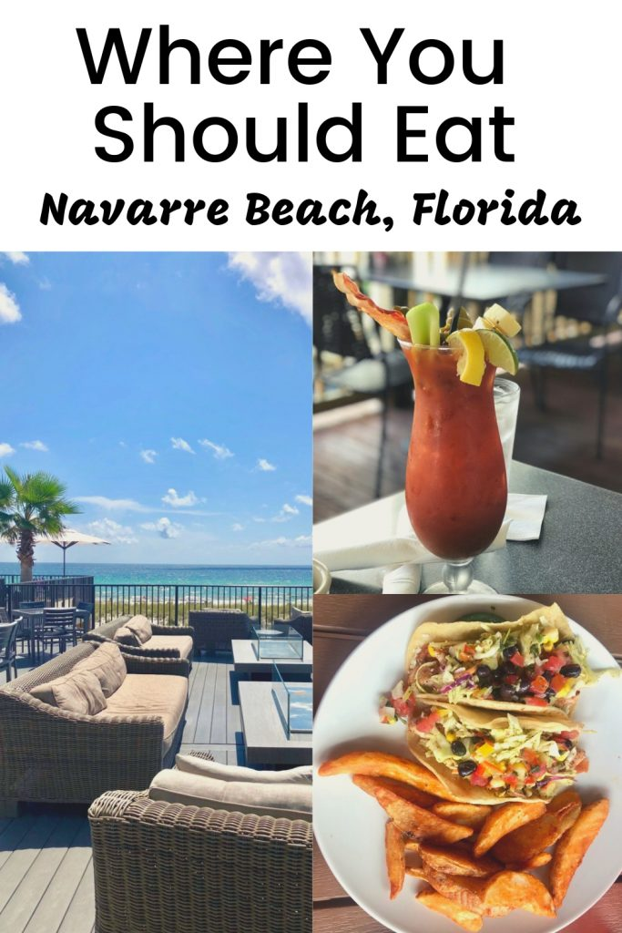 Visting Navarre Beach Florida? We have a list of things you should do and restaurants you must eat at! Check out our pictures and photography from our visit along with tips for planning you trip. #florida #travel