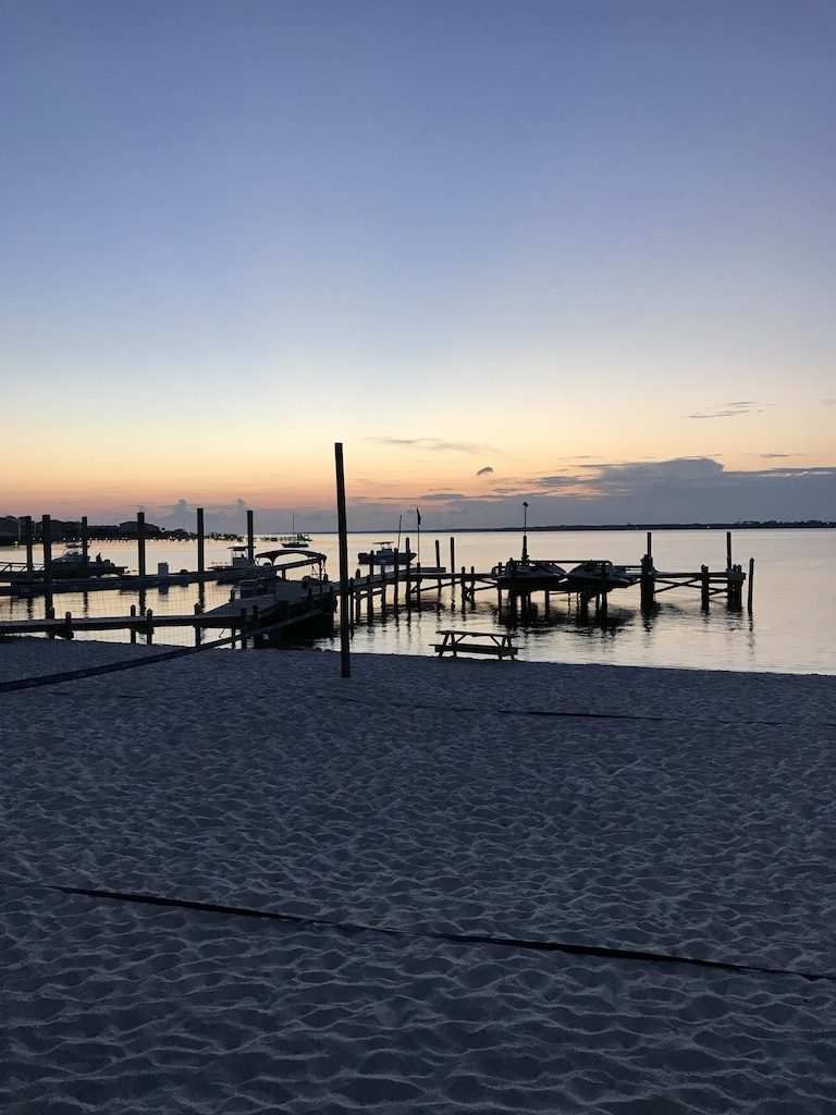 Where to eat in Navarre Beach Florida Sailers Grill